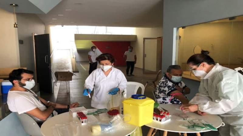 دراسة عن مدى انتشار الفيروس بمشاركة بلدية جبيل