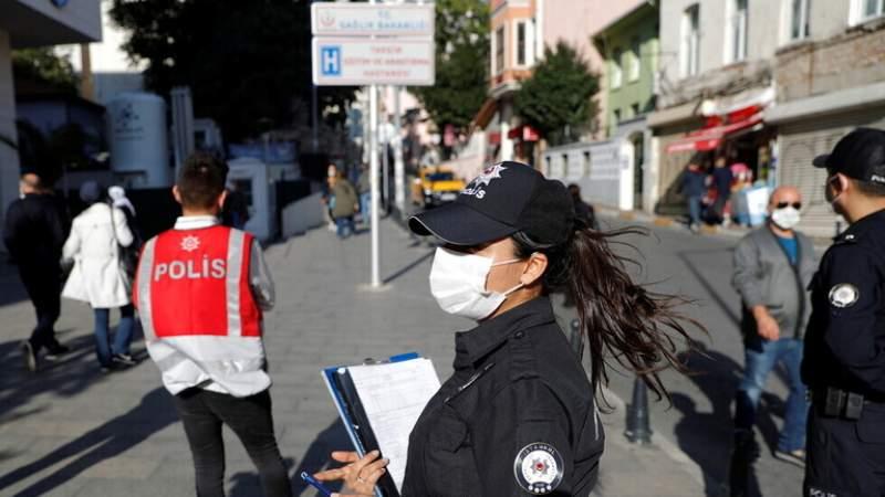 أردوغان يعلن عن أوسع إغلاق لتركيا.. ووزارة الداخلية تتوعد المخالفين