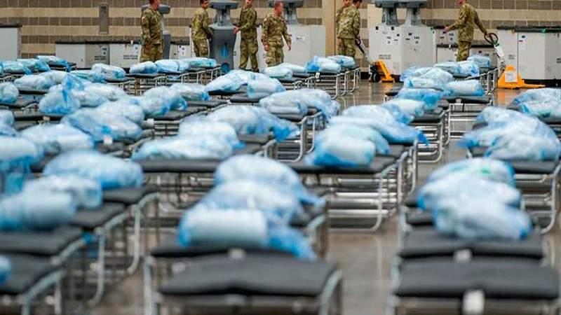 أميركا تتخطى 600 ألف وفاة بكورونا