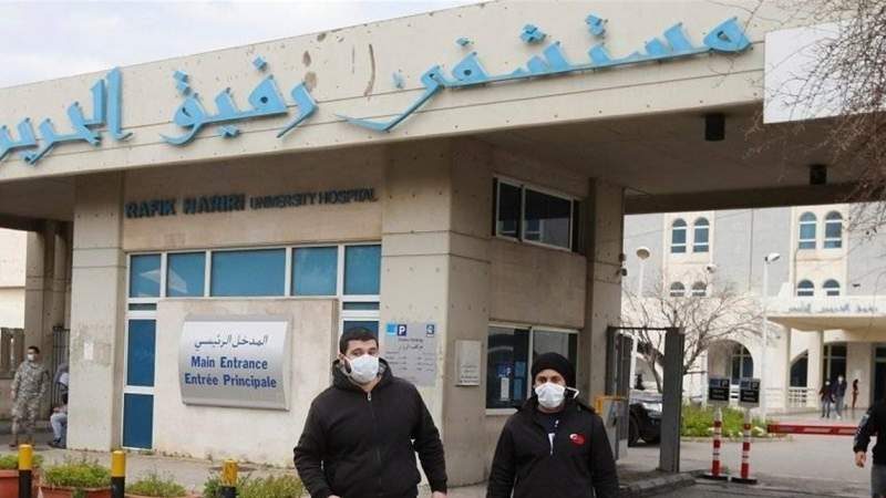 مستشفى الحريري: 5 حالات حرجة ولا وفيات
