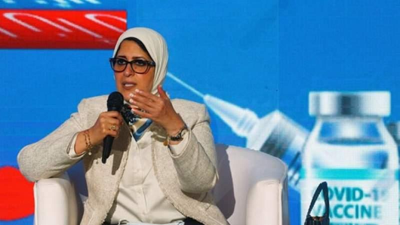مصر تطلق حملة التطعيم ضد كورونا
