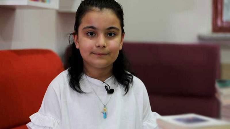 بهذه الطريقة تغلبت طفلة تركية على آثار كورونا!