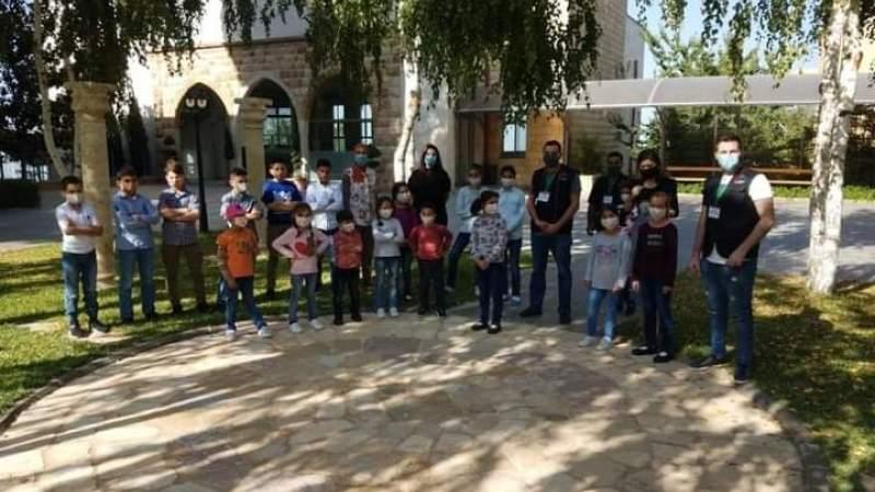 حملة تعقيم لجمعية الدار العالي في مجمع دار الأيتام في الضنية