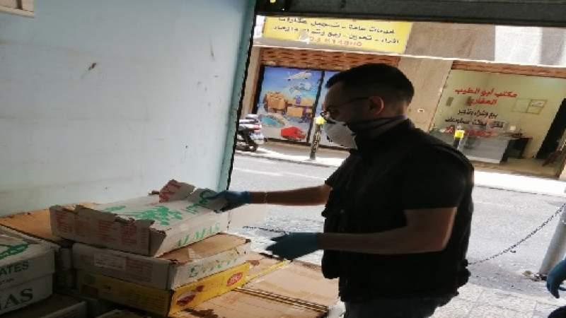 بالصور.. بلدية حارة حريك تتفقد 48 منشأة للحد من انتشار كورونا