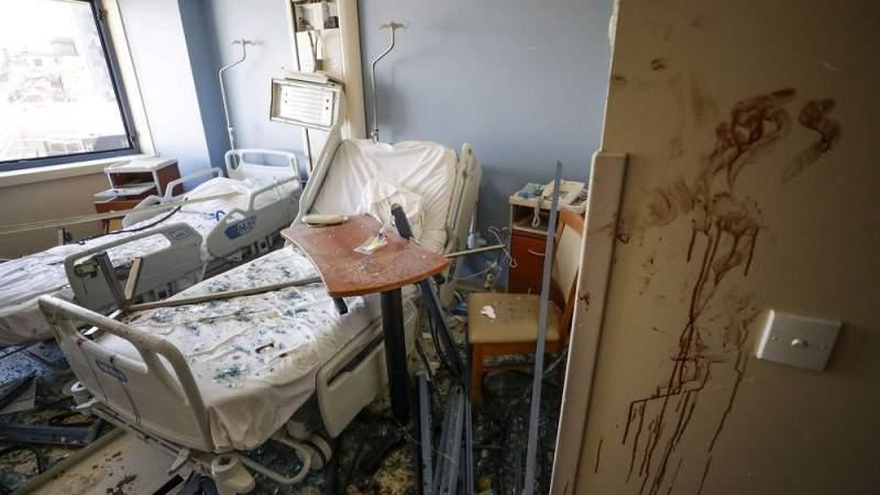 انفجار بيروت فجّر أعداد الإصابات بكورونا؟