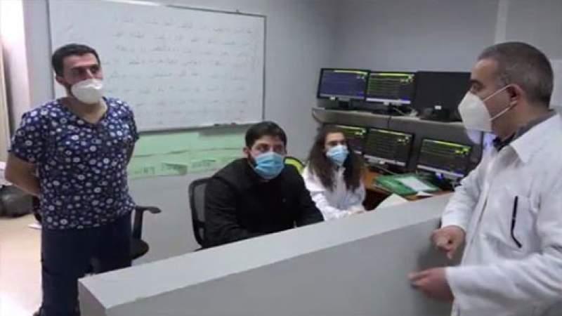 هكذا تواجه مستشفى مشغرة فيروس كورونا