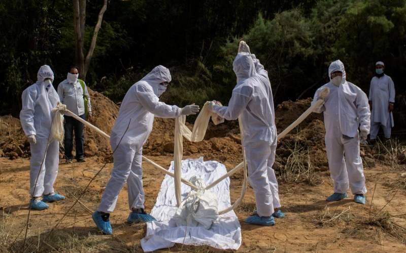 محاضرة في مركز جمعية الكشاف العربي عن كيفية التعامل مع جثث المتوفين بفيروس كورونا