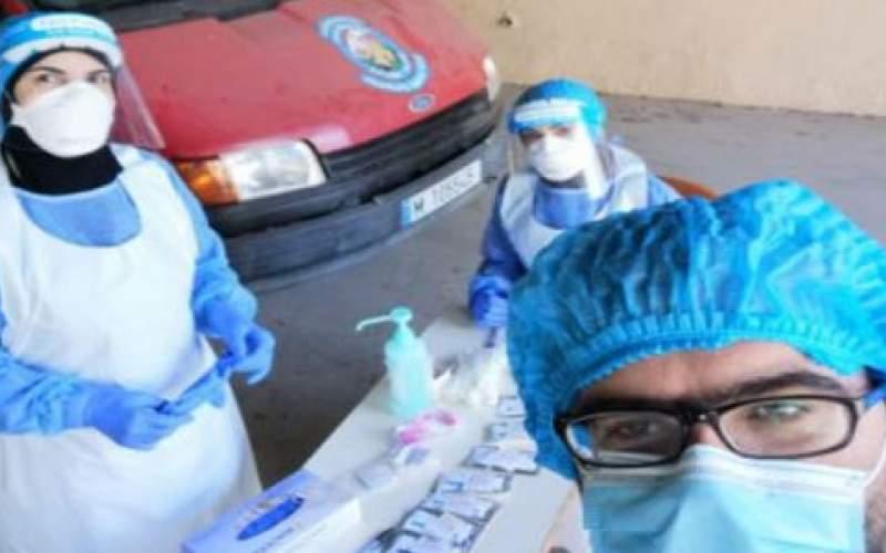 الهيئة الصحية الإسلامية تجري فحوصات كورونا للمخالطين في كفركلا