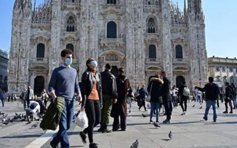 لأول مرة إصابات كورونا اليومية في  إيطاليا تقترب من 11 ألفا