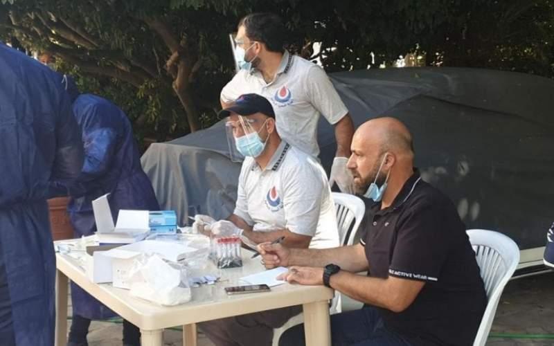 حملة فحوصات للهيئة الصحية الاسلامية لمخالطين في عبرا وبقسطا