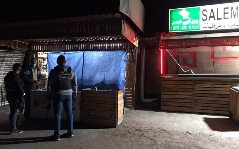 دوريات في قرى البترون للتأكد من الالتزام بقرار التعبئة