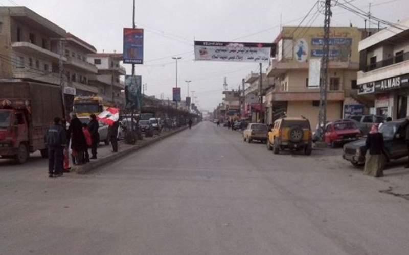 بلدية بر الياس تقفل الأسواق التجارية منعا لتفشي كورونا