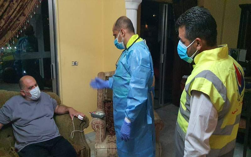 حصاد لجان الطوارئ الصحية في حزب الله صيدا: 78,280,000 ل2970 مستفيدا
