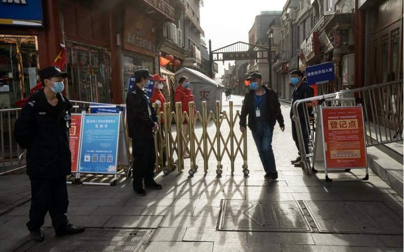 الصين تفرض حجراً على مدينة بأكملها