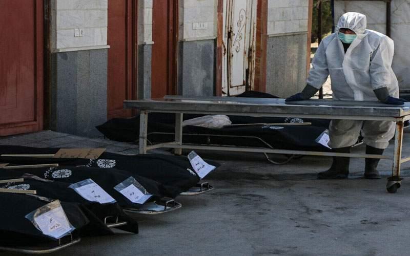 22329 إصابة و 408 حالات وفاة  جديدة بكورونا في إيران