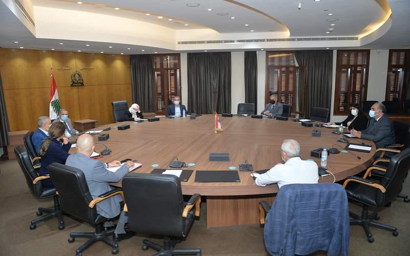لجنة التربية اطلعت على خطة إنهاء العام الدراسي والاستعدادات للعام المقبل في اللبنانية والمهني في ظل الجائحة